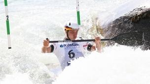 2021 ICF Canoe Slalom Junior & U23 World Championships Ljubjlana Benjamin Kies