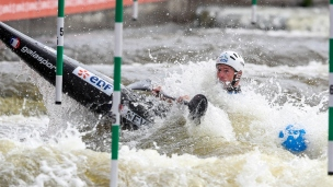 2019 ICF Canoe Slalom World Cup 5 Prague Boris Neveu