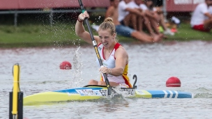 2019 ICF Canoe Sprint World Championships Szeged Hungary Carolina GARCIA OTERO