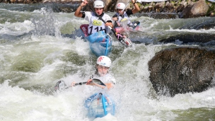 2019 ICF Wildwater Canoeing World Championships La Seu dUrgell Spain Czech Republic K1 Women Team