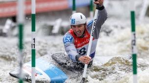 2021 ICF Canoe Slalom World Cup Prague David FLORENCE