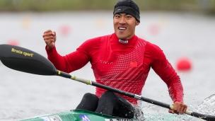 2021 ICF Canoe Sprint World Cup Barnaul Dong ZHANG