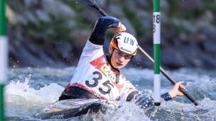 2019 ICF Canoe Slalom World Championships La Seu d'Urgell Spain Elena APEL