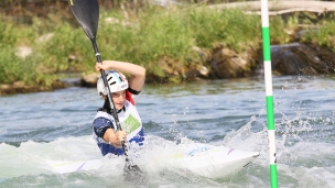2021 ICF Canoe Slalom Junior & U23 World Championships Ljubjlana Emma Vuitton