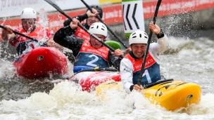 2019 ICF Canoe Slalom World Cup 5 Prague Extreme