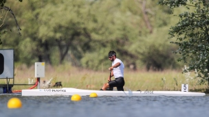 2021 ICF Canoe Sprint World Cup Barnaul Fernando Dayan JORGE
