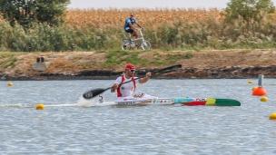2020 ICF Canoe Sprint World Cup Szeged Hungary Fernando PIMENTA