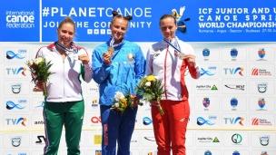 021 c1 u23 women 500m 2017 icf canoe sprint junior u23 world championships pitesti romania