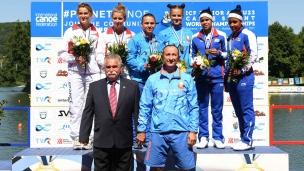 154 c2 u23 women 500m 2017 icf canoe sprint junior u23 world championships pitesti romania