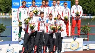 161 c4 junior men 500m 2017 icf canoe sprint junior u23 world championships pitesti romania