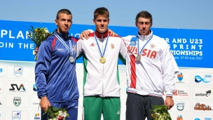 177 k1 junior men 500m 2017 icf canoe sprint junior u23 world championships pitesti romania