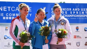 183 k1 junior women 200m 2017 icf canoe sprint junior u23 world championships pitesti romania
