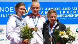 189 k1 junior women 500m 2017 icf canoe sprint junior u23 world championships pitesti romania