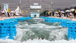 2018 ICF Canoe Slalom World Championships Rio Brazil 2016 Olympic Games Venue