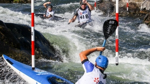 czech k1 slalom team 2017 icf slalom and wildwater world championships pau france 003 0