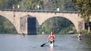2018 ICF Canoe Marathon World Championships Prado Vila Verde Portugal Day 1