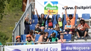 2018 ICF Canoe Freestyle World Cup 1 Sort Spain Day 2