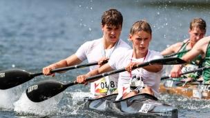 2018 ICF Canoe Marathon World Championships Prado Vila Verde Portugal Day 2
