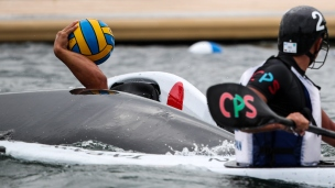 2018 ICF Canoe Polo World Championships Welland Canada Day 3