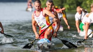 2018 ICF Canoe Marathon World Championships Prado Vila Verde Portugal Day 4