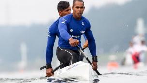de souza silva queiroz dos santos bra 2017 icf canoe sprint and paracanoe world championships racice 056