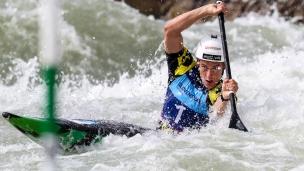 felix oschmautz aut icf junior u23 canoe slalom world championships 2017 002