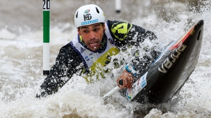 2018 ICF Canoe Slalom World Cup 1 Liptovsky Slovakia FERNANDEZ Luis ESP
