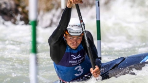 florian breuer ger icf junior u23 canoe slalom world championships bratislava slovakia 2017 002