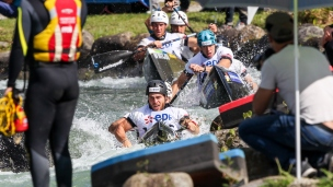 france c2 wildwater team 2017 icf slalom and wildwater world championships pau france 009 0