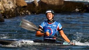 franklin mallory gbr 2017 icf canoe slalom world championships pau france 058 0
