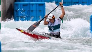 2018 ICF Canoe Slalom World Championships Rio Brazil Franz Anton GER