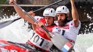 gauthier klauss matthieu pecheicf canoe slalom world cup 2 augsburg germany 2017 003