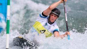 2018 ICF Canoe Slalom World Championships Rio Brazil Kimberley Woods GBR
