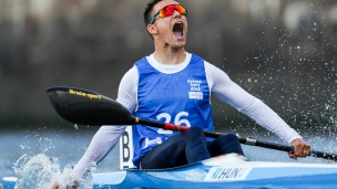 2018 Youth Olympic Games Buenos Aires Argentina KISS Adam HUN