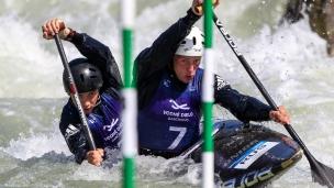 n shkliaruk - i mikhailov rus icf junior u23 canoe slalom world championships 2017 003