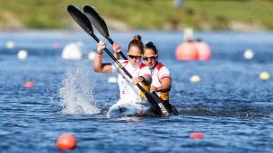 natalia garcia miriam vega icf canoe kayak sprint world cup montemor-o-velho portugal 2017 139
