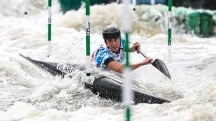 2018 ICF Canoe Slalom World Cup 2 Krakow Nuri VILARRUBLA ESP