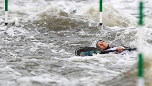 2018 ICF Canoe Slalom World Cup 2 Krakow Omira ESTACIA NETA BRA