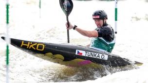 2018 ICF Canoe Slalom World Cup 2 Krakow Ondrej TUNKA CZE