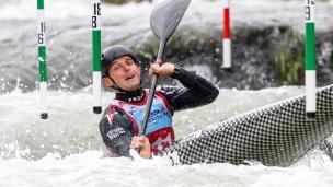 2018 ICF Canoe Slalom World Cup 1 Liptovsky Slovakia POPIELA Dariusz POL
