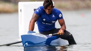 queiroz dos santos bra 2017 icf canoe sprint and paracanoe world championships racice 037