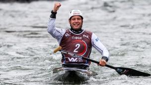 savsek benjamin slo 2017 icf canoe slalom world championships pau france 092