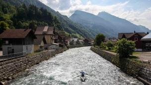 2018 ICF Wildwater Canoeing World Championships Muota Switzerland