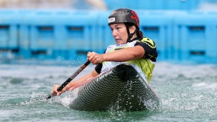 2018 ICF Canoe Slalom World Championships Rio Brazil Tereza Fiserova CZE