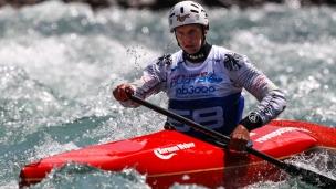 2018 ICF Wildwater Canoeing World Championships Muota WEBER NORMEN GER