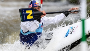 2018 ICF Canoe Slalom World Cup 1 Liptovsky Slovakia WOLFFHARDT Viktoria AUT