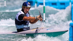 2018 ICF Canoe Slalom World Championships Rio Brazil Zeno Ivaldi ITA