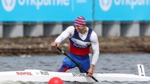 2021 ICF Canoe Sprint Olympic Qualifier Barnaul Ilia SHTOKALOV