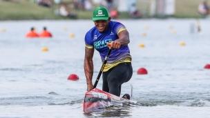 2019 ICF Canoe Sprint World Championships Szeged QUEIROZ DOS SANTOS