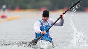 2021 ICF Canoe Sprint World Cup Barnaul Jakub ZAVREL